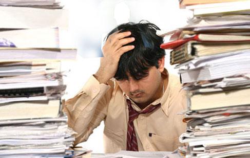 cara melepas beban stres